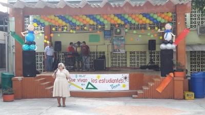 Celebración Día Del Estudiante 2017
